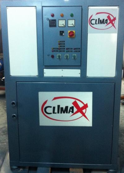 Satılık İkinci El Satılık 2.El 35.500 kcal/h=40,00 KW CLIMAX Marka Chiller Fiyatları İzmir chiller,çiller,ikinci el çiller,40 kw chiller,52 kw çiller