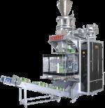 BAKLİYAT Paketleme Makinesi - Çift Sistem Volimetrik