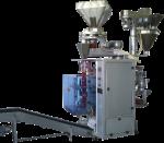 Çift Sistem Volimetrik ve Vidalı Paketleme Makinesi