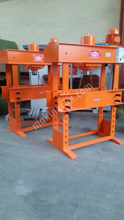 150 TON WORKSHOP TYPE
