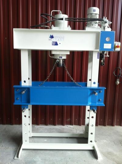 Hydraulic Press Of Workshops