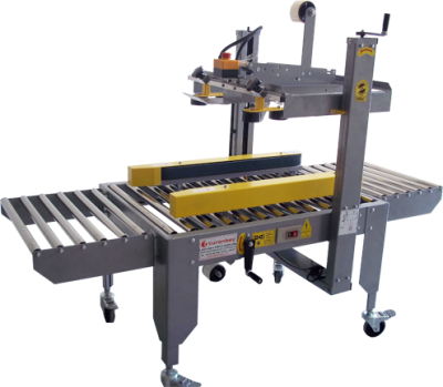 carton sealer , semi-automatic carton box taping machine, carton sealer machine ,