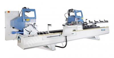 Otomatik Çift Kafa Alüminyum Kesim Makinası Omrm 113