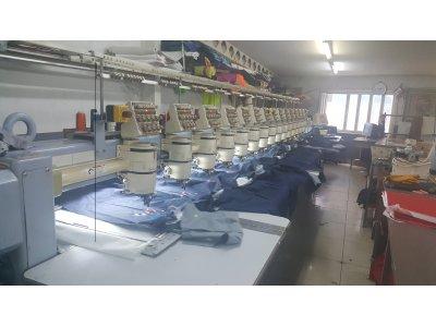 Satılık 2. El Satilik Cift Pullu Barudan Nakis Makinalari Fiyatları  Satilik komple nakis atolyesi okyli ve ruhsatli