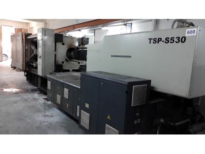 Satılık İkinci El Tsp 530 Ton Servo 2014 Fiyatları İstanbul Tsp 530 Ton Servo 2014 satılık