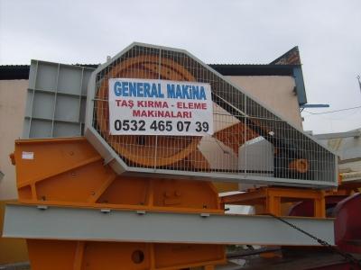 Kum Eleme Sistemleri - General Makina
