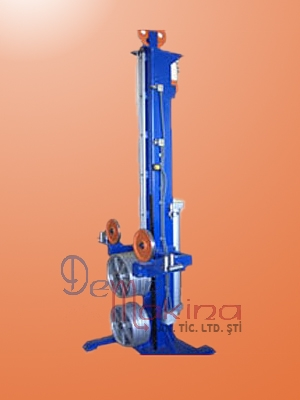 Cable And Wire Tension Control Machine