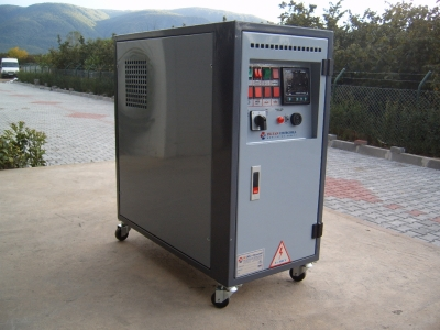 Water Cooling - Mould Temperature Control