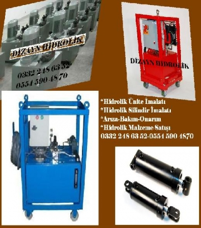 Wood Splitting Machine Unit