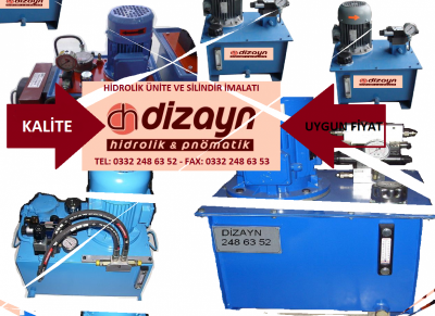 Unit Construction Konya Dizayn Hydraulic