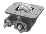 Zapfwelle Isuzu Mbp 6P - 730320