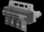 4 Lü Damper Düğmesi - 872965