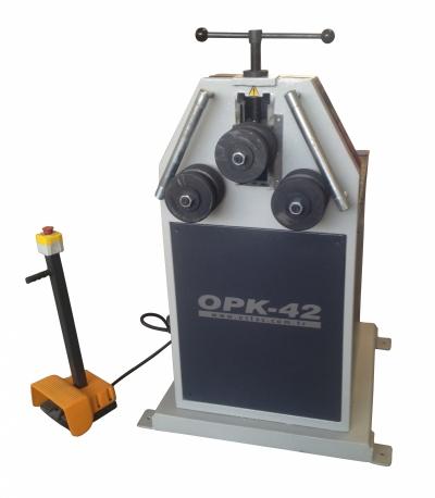 Satılık Sıfır BORU BÜKME MAKİNESİ OPK-42 Fiyatları Konya boru bükme,boru kıvırma,profil bükme,profil kıvırma,3 toplu