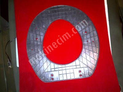 toilet seat cover mold
