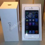 Yeni Son iPhone 5 :: $ 550USD :::