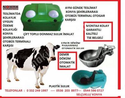 Konya Besi Suluk, Besi Sulukları, Hayvan Sulukları, Besi Suluk Fiyatları, Otomatik Suluk Fiyat,