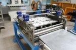 Delikli Metal Asmatavan Üretim Hattı