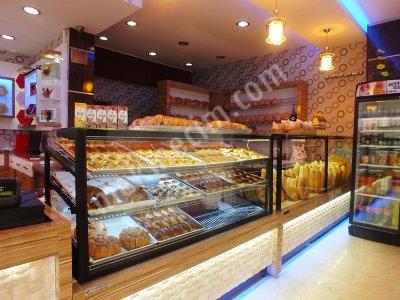 Satılık Sıfır Ekmek Reyonu Fiyatları İstanbul ekmek,pasta,unlu mamüller,galeta,mayalı,börek