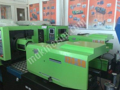 Log Plastik Enjeksiyon Makinaları sml Plastik Ekipmanları