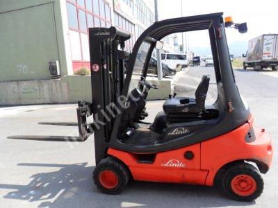 Satılık İkinci El 2 Ton Dizel Forklift Fiyatları İstanbul 2 Ton Linde, linde forklift, dizel forklift