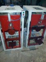 Mekanik Ağırlık Kontrollü Paketleme Makinesi