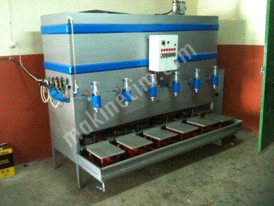 Sıvı Yağ Sıvı Dolum Makinası Herboy Üretilir Siparişinize Göre Çözümler Üretilir....