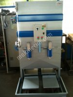 2 Nuzul (Çeşmeli)   Sıvı  Yağ-Süt-Sıvı Gübre-Sıvı Sabun Vb  Manuel Terazi Dolum Makinesi Dm-200