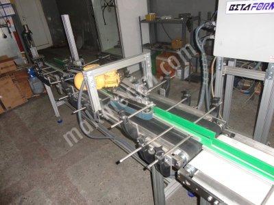 Konveyör Ve Taşıma Sistemleri  Metal Parça Dizme Sayma Sistemleri