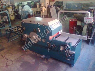 Hidrolik Sistem 16'lık Çoklu Dilimleme Makinesi