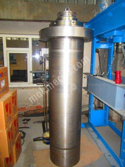 Satılık Sıfır Hydraulic Press ..İstege Göre İstenilen Ölçü Ve Tonda Silindir İmalatımız Vardır Fiyatları Konya sanayi makinaları borwerk,umo borwerk,80 lik borwerk,frezeler,giyotin makas,6 mm giyotin makas,100 mm silindir,hidrolik silindirler