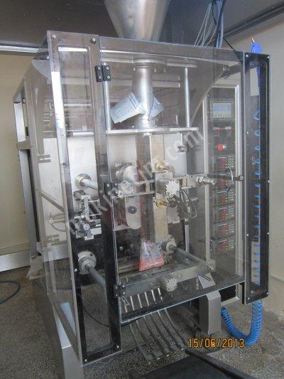 Tam Otamatik 6 Terazili Paketleme Makinası