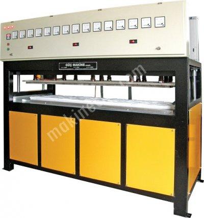 Satılık Sıfır STROFOR SICAK BASKI MAKİNESİ Fiyatları İstanbul sıcak baskı, eps, strofor, strafor, pres makinesi, strafor, köpük, eps, strofor, söve, fugalı, mantoloma,  kaplama makinesi, mixer, blok makinesi,  ambalaj makinesi, enjeksiyon makinesi, harç,  xps