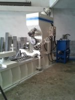 Flanging Machine,dished Press