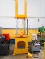 Hydraulic Press ..hidrogüç Broş Basma Presi, Broş Çekme Presi Ayak Pedallı Broş Presler