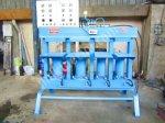 Hydraulic Press ..60 Ton  4 Gözlü  Kaucuk Presi Düşük Tonajlı Kullanımlar İçin