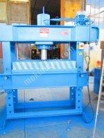 Hydraulic Press ..atölye Tipi Ütüleme Presler, İstege Göre İstenilen Tonaj Ve Ebatta Presler