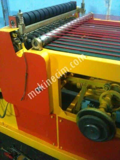 Satılık 2. El poşet kesim makinası 68 'lik Fiyatları Konya esmak kesim,poşet kesim