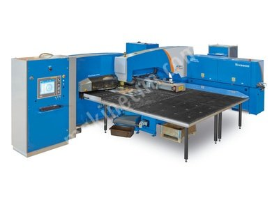 Entegre Delme Ve Lazer Kesme Makinası - Lpe6X