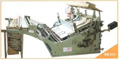 Dikiş Katlama Makinası
