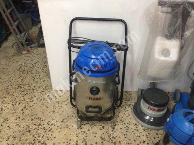 Satılık İkinci El FLORA Fiyatları İstanbul vakum makinası, toz çekme makinası