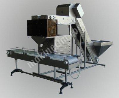 Zeytin Ve Granüllü Gıda Dolum Makinası   Otomatik
