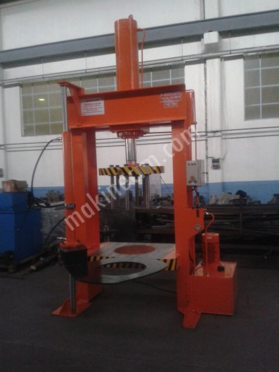 Tire Mounting Press