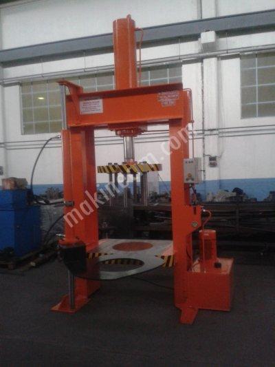 Satılık Sıfır Forklift Lastiği Söküp Takma Presi Fiyatları Konya lastik sökme,forklift lastiği sökme presi,pres