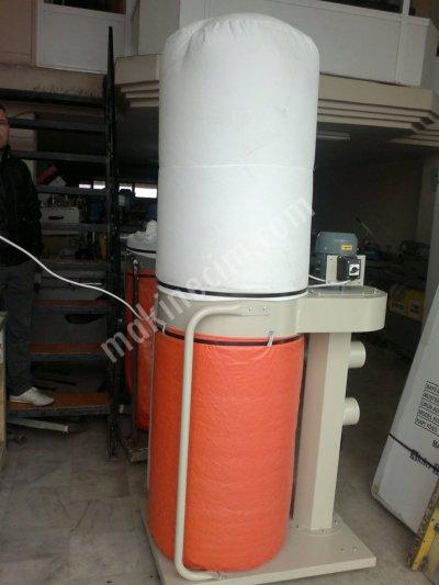 Toz Toplama Makinası