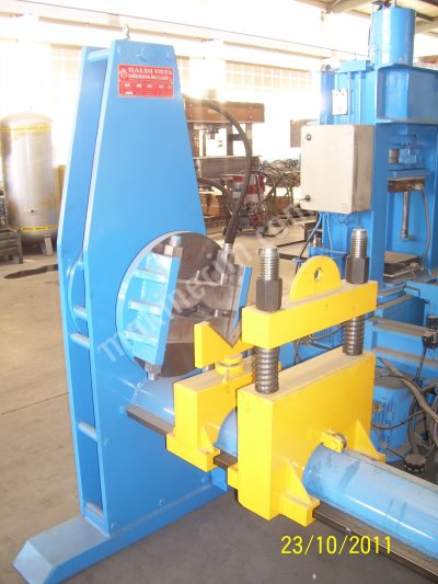 Heavy Duty Machine's Cylinder Remova Machine