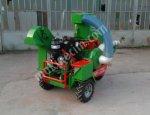 Kendinden Motorlu Ve Yürüşlü Fındık   Toplama  Makinası (Fhm 250)