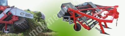 Fıstık Sökme Ve Çevirme Makinası