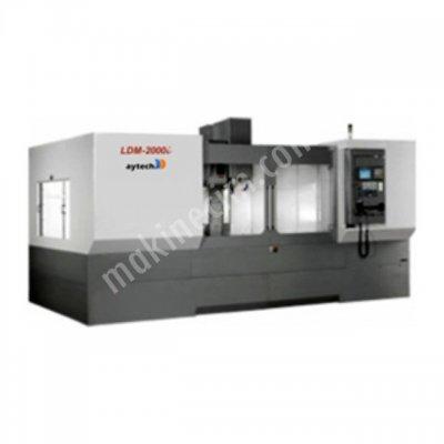 Cnc Dik İşleme Merkezi - Ldm-1500İ ~ Ldm-2000İ