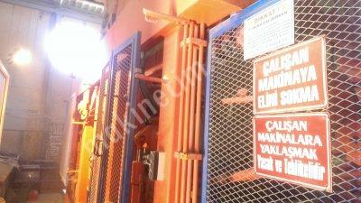 Satılık 2. El SATILIK YONTAR KPM1036 MARKA KİLİT TAŞI MAKİNASI Fiyatları Ankara parke makinası,briket makinası