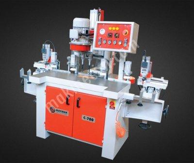 Otomatik Taramalı Delik Makinası (C-700)